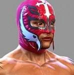 wwe wrestler: rey mysterio
