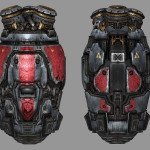Starcraft 2 Heart of the Swarm: Drop Pod