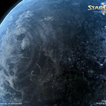 SC2: Legacy of the void - terran homeworld 'korhal'